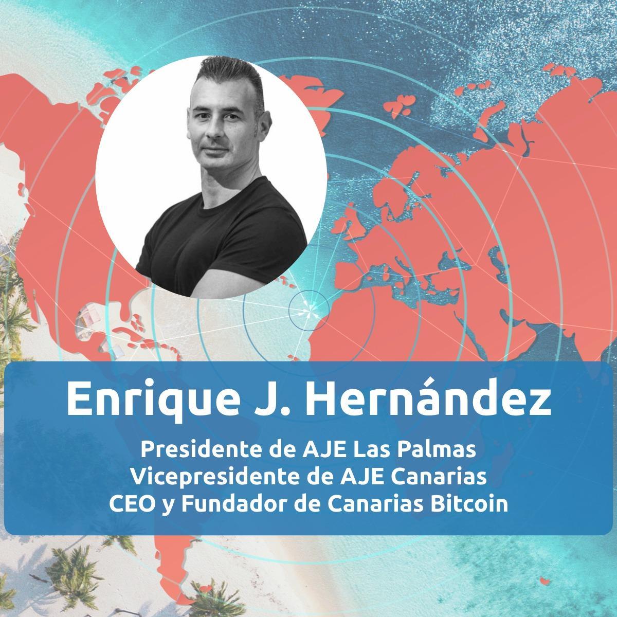 Charla de Bitcoin y Blockchain por Enrique Hernández Nuez