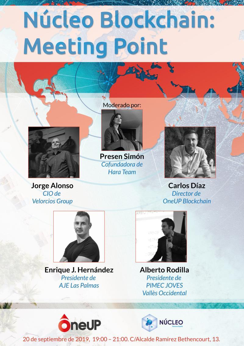 Evento sobre Bitcoin y Blockchain en Canarias