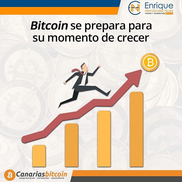 El Bitcoin se prepara para subir